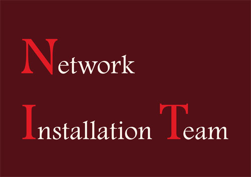Network Installation Team